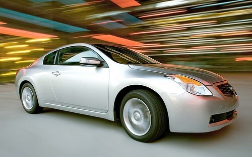 2008 Nissan Altima Coupe- first slot photo