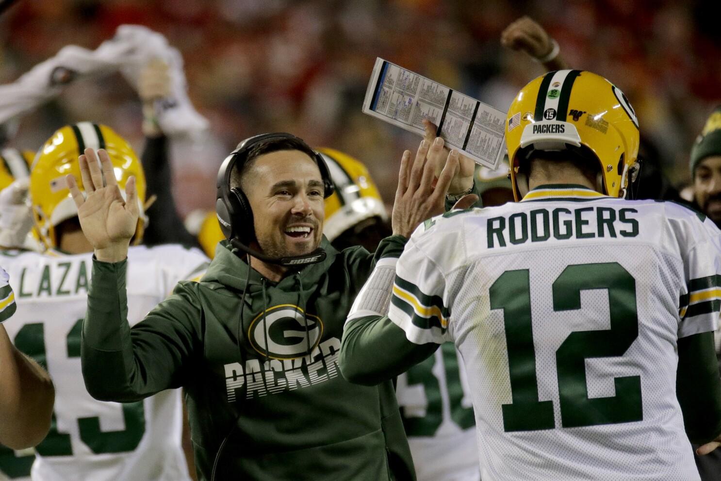 Matt LaFleur - najlepší ofenzívny play-caller súčasnej NFL? - Green Bay  Packers SK/CZ