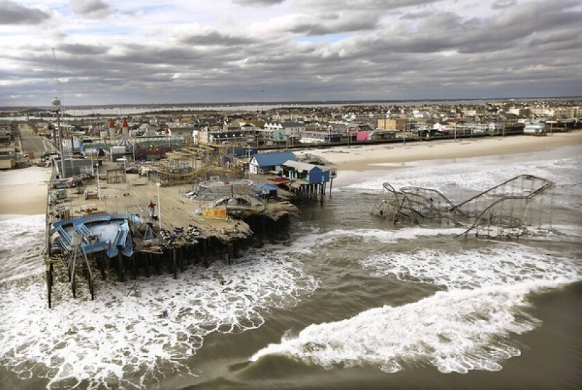 New Jersey Shore, ravaged by Sandy, might never be the same