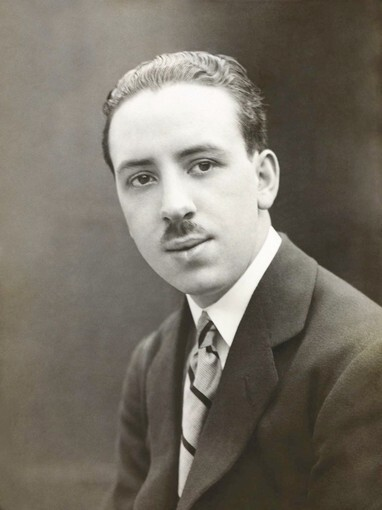 Young Alfred Hitchcock
