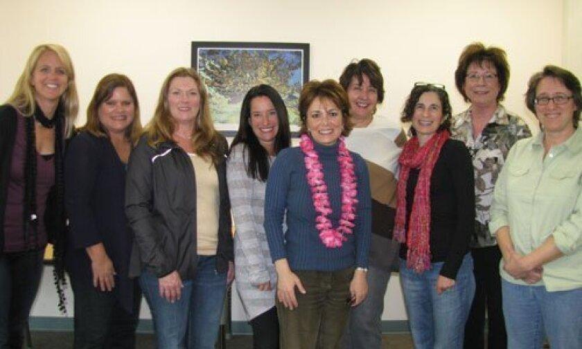 The CCA Dollars for Scholars Volunteer Board.
