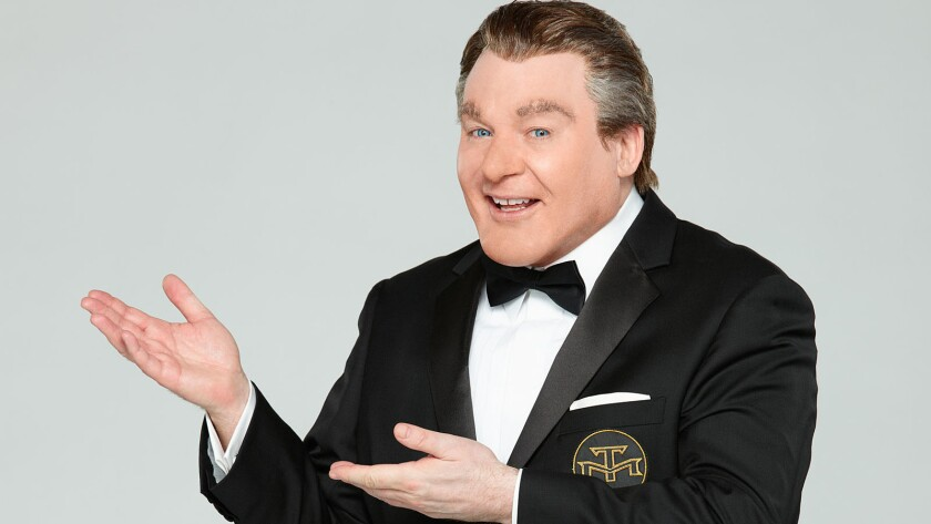 'The Gong Show' will be hosted by Tommy Maitland, who may or may not be Mike Myers.