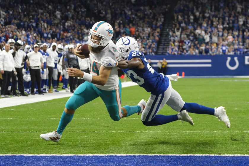 DOLPHINS COLTS FITZPATRICK