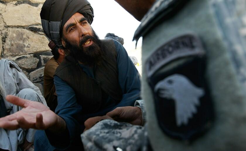 Afghanistan translator