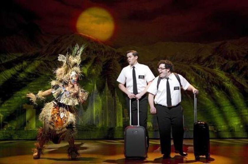 Broadway posts record revenue, flat attendance for 2011-12