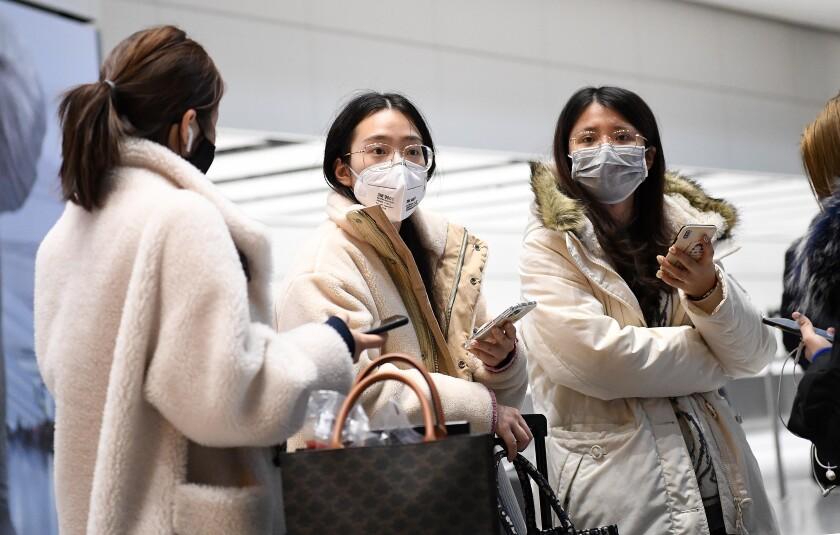 BRITAIN-CHINA-HEALTH-VIRUS-EPIDEMIC