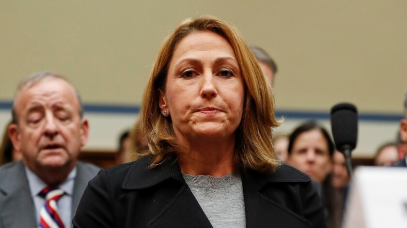 Mylan Chief Executive Heather Bresch testified on Capitol Hill last week about EpiPen price increases.