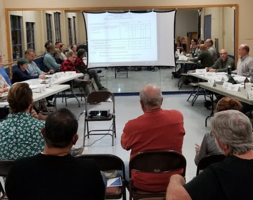 The Ocean Beach Planning Board's Nov. 6 meeting at the Rec Center covered a multitude of technical topics and lasted nearly three hours.