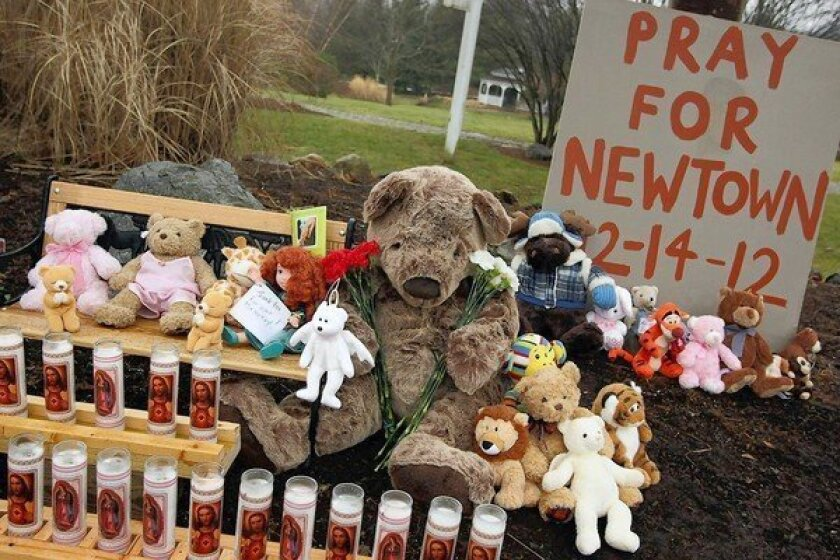 School shooting: How do you tell a child his protectors are dead?