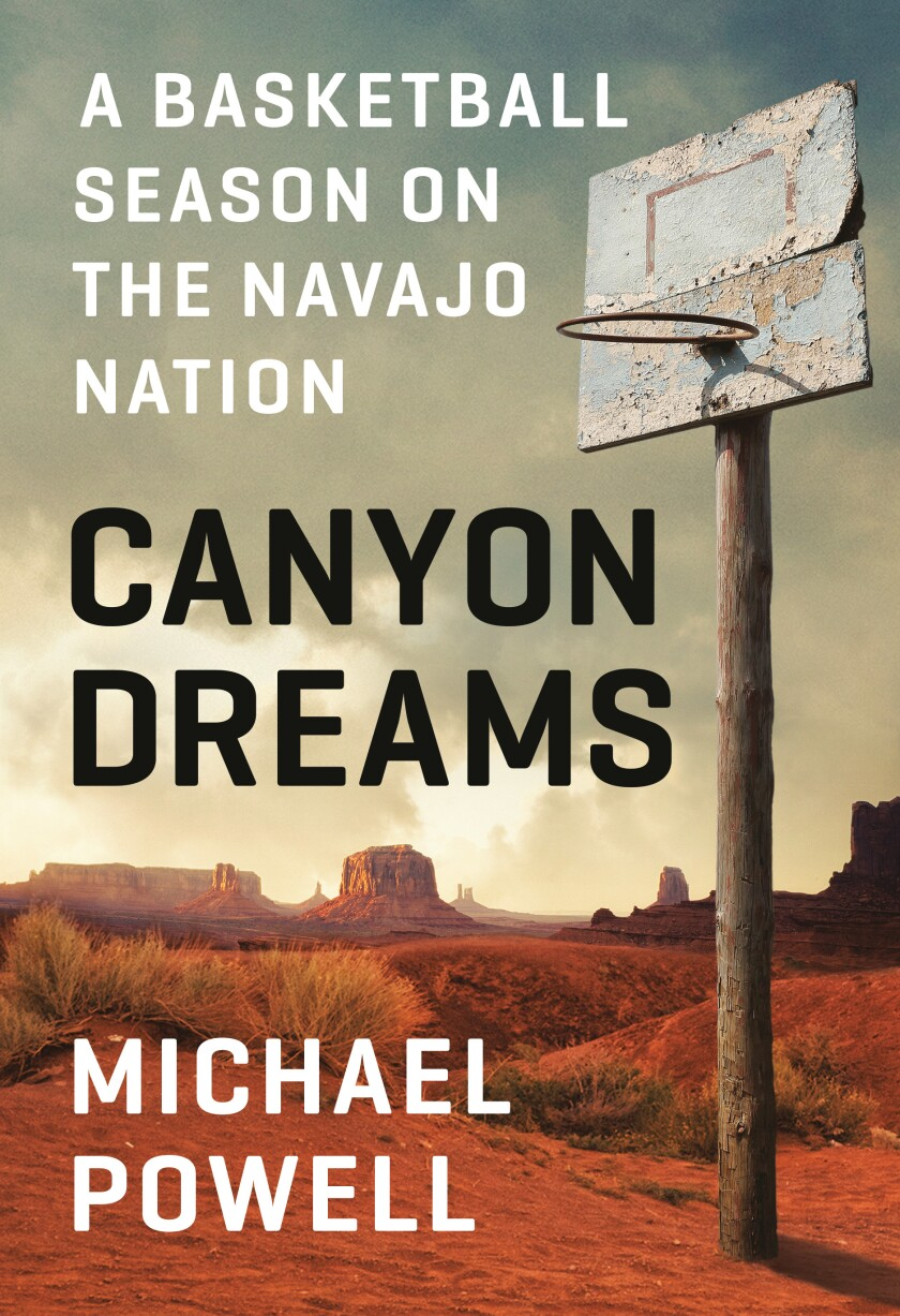 """The cover of """"Canyon Dreams."""""""