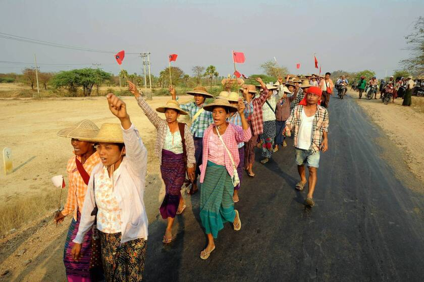 Myanmar pivots uneasily away from China