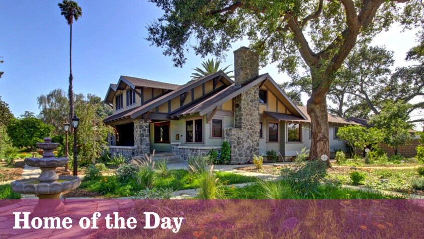 Home of the Day: The Kuns House in La Verne