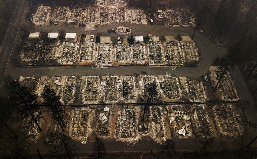 California Wildfires-Settlement Fund