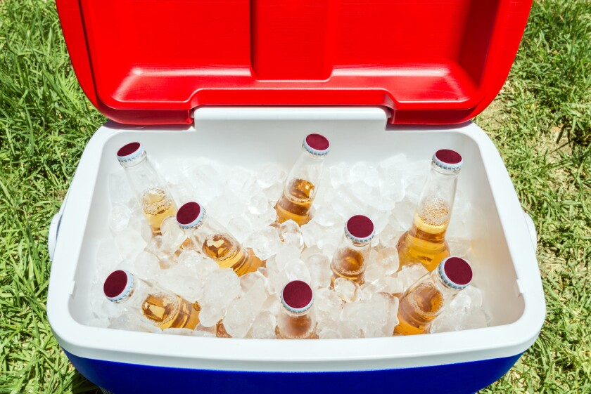 Is ice-cold beer best?