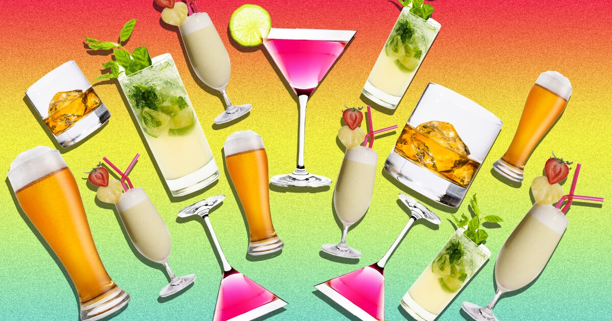 Our favorite places to eat and drink and celebrate Pride Month all across L.A.