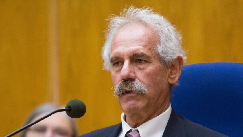 Michael Picker is resigning as president of the California Public Utilities Commission.