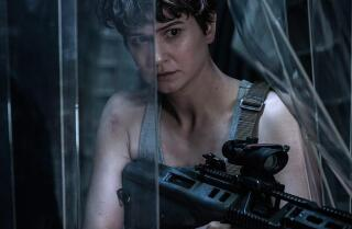 'Alien: Covenant' movie review by Justin Chang
