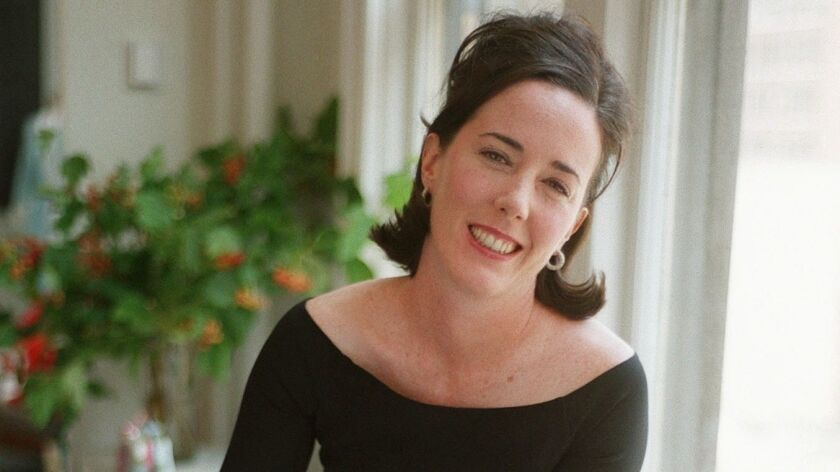 Designer Kate Spade changed the accessories world with her eponymous brand.