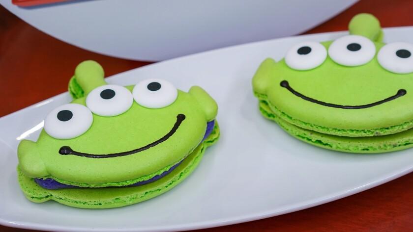 PIXAR FEST FOODS AT THE DISNEYLAND RESPORT (ANAHEIM, Calif.) – Pixar Fest, the biggest theme park