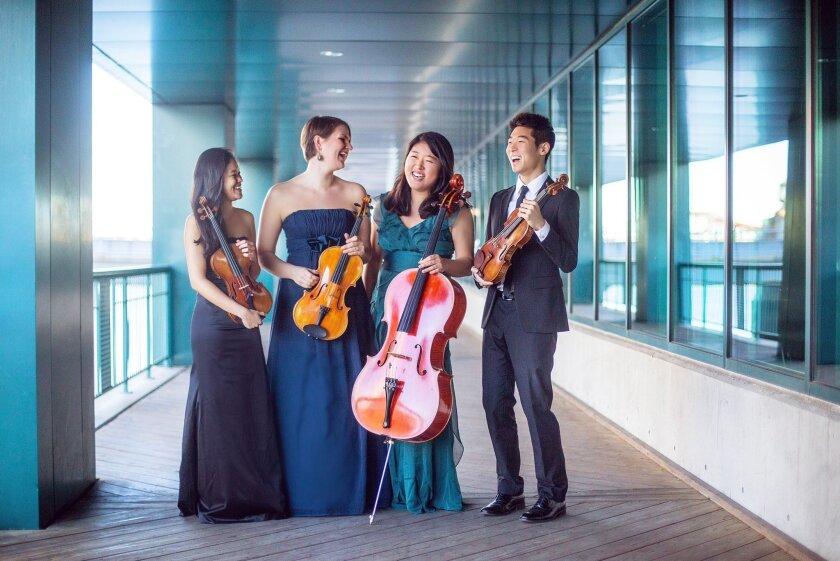 Huntington Quartet