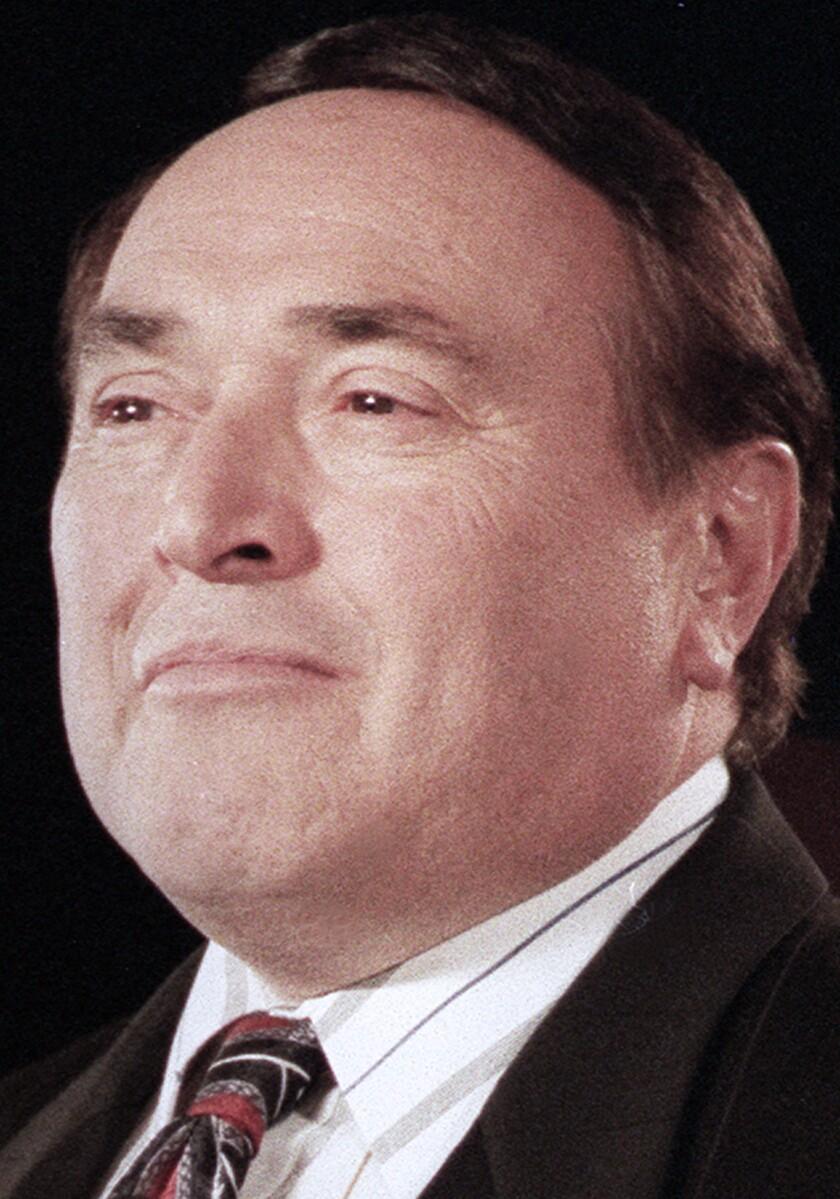 Evangelist Morris Cerullo, taken January 7, 1994.