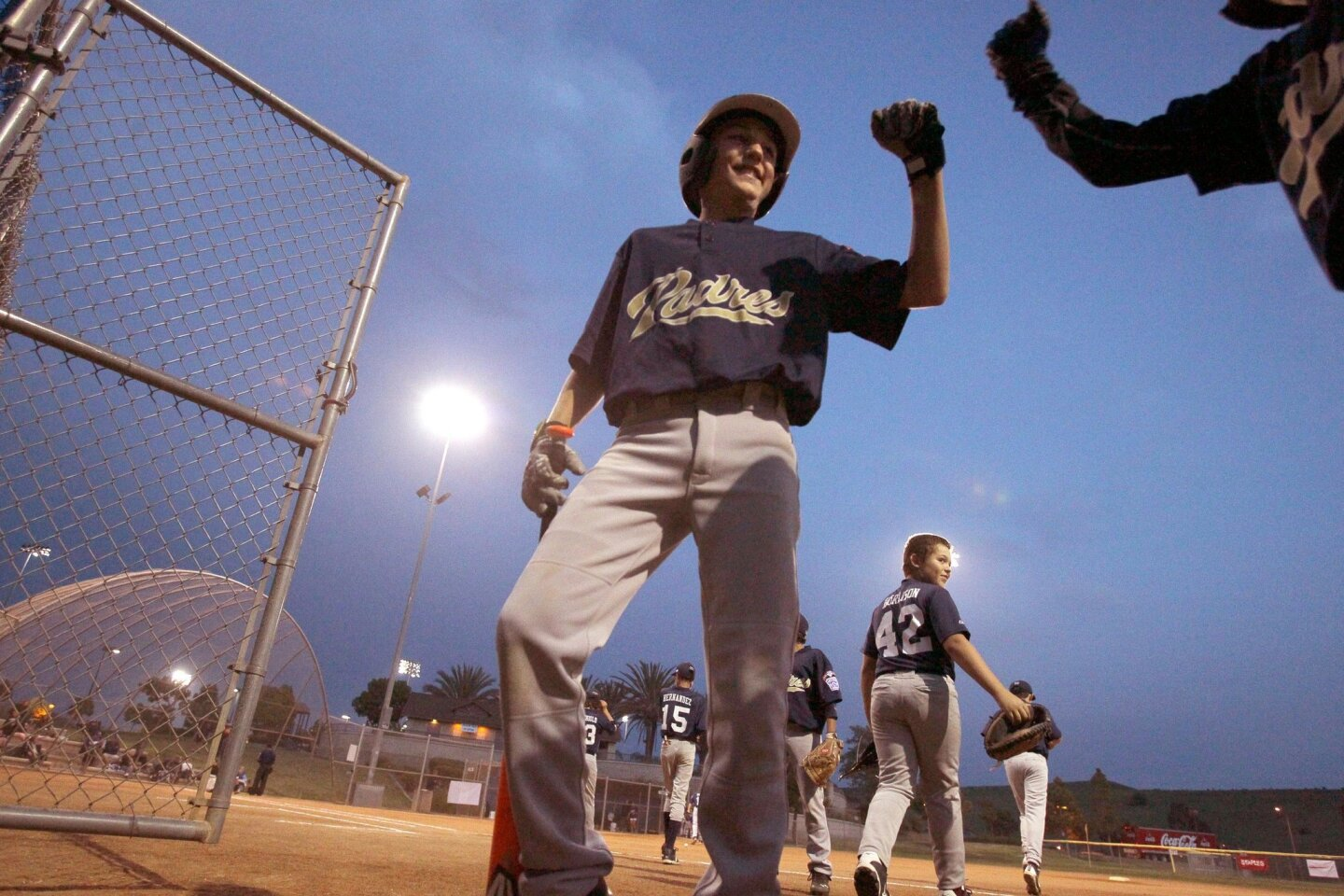 Lighting bills impact Oceanside Little League
