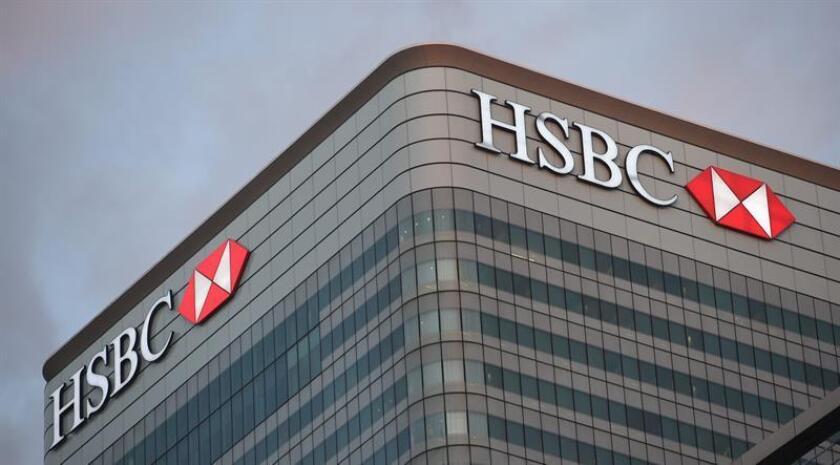 Un juez federal de Nueva York sentenció hoy a dos años de cárcel al británico Mark Johnson, un antiguo ejecutivo del grupo bancario HSBC condenado por conspiración y fraude por una operación irregular en el mercado de divisas. EFE/ARCHIVO