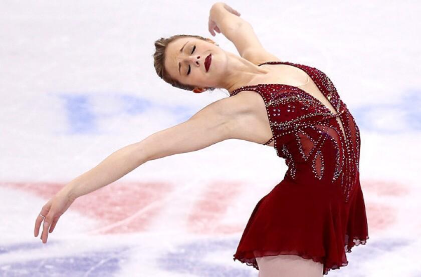 U.S. figure skating has slipped badly in viewership