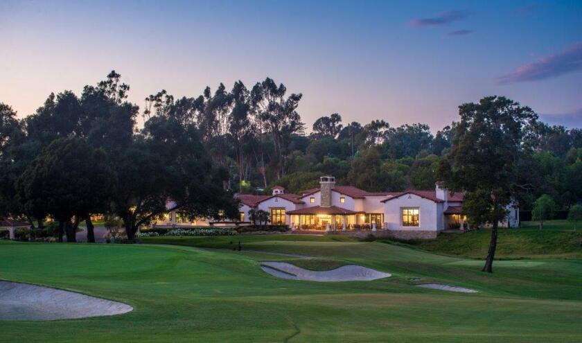 A number of employees at the Rancho Santa Fe Golf and Tennis Clubs have been furloughed.