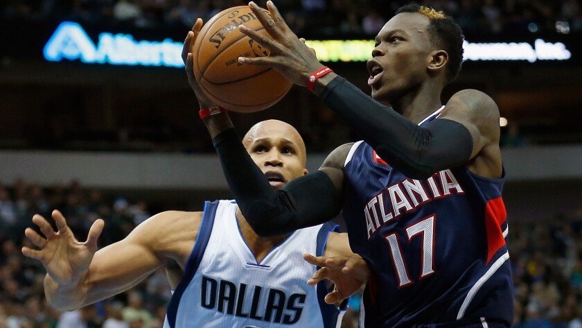 Dennis Schroder, Richard Jefferson