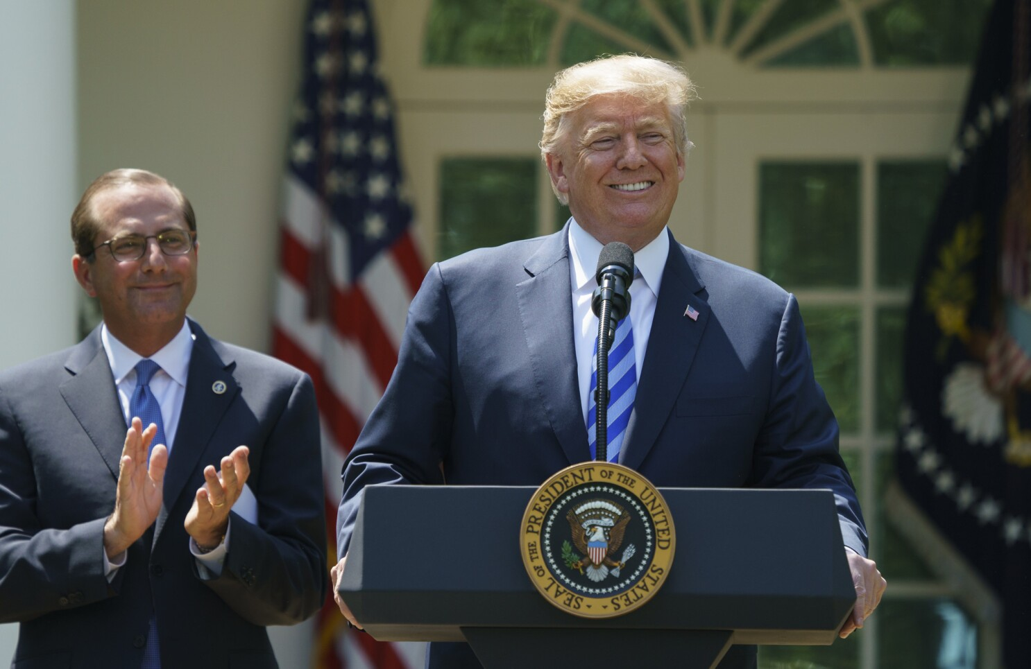 Column: The 10 worst things Trump has done to harm your healthcare