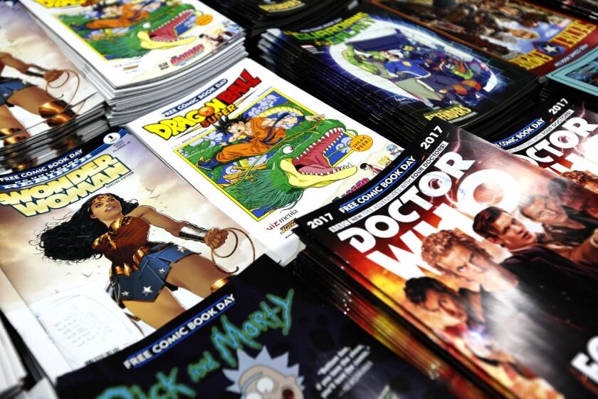 El dia de comics gratis
