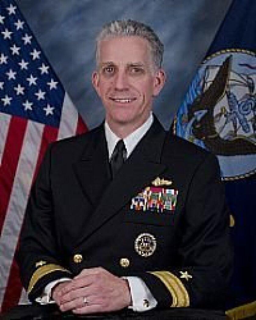 Rear Admiral Bruce F. Loveless