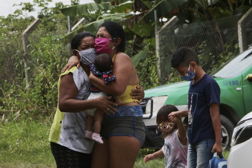 APTOPIX Virus Outbreak Brazil Amazon
