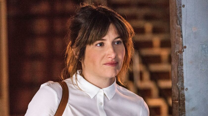 Kathryn Hahn in the new Amazon series I Love Dick