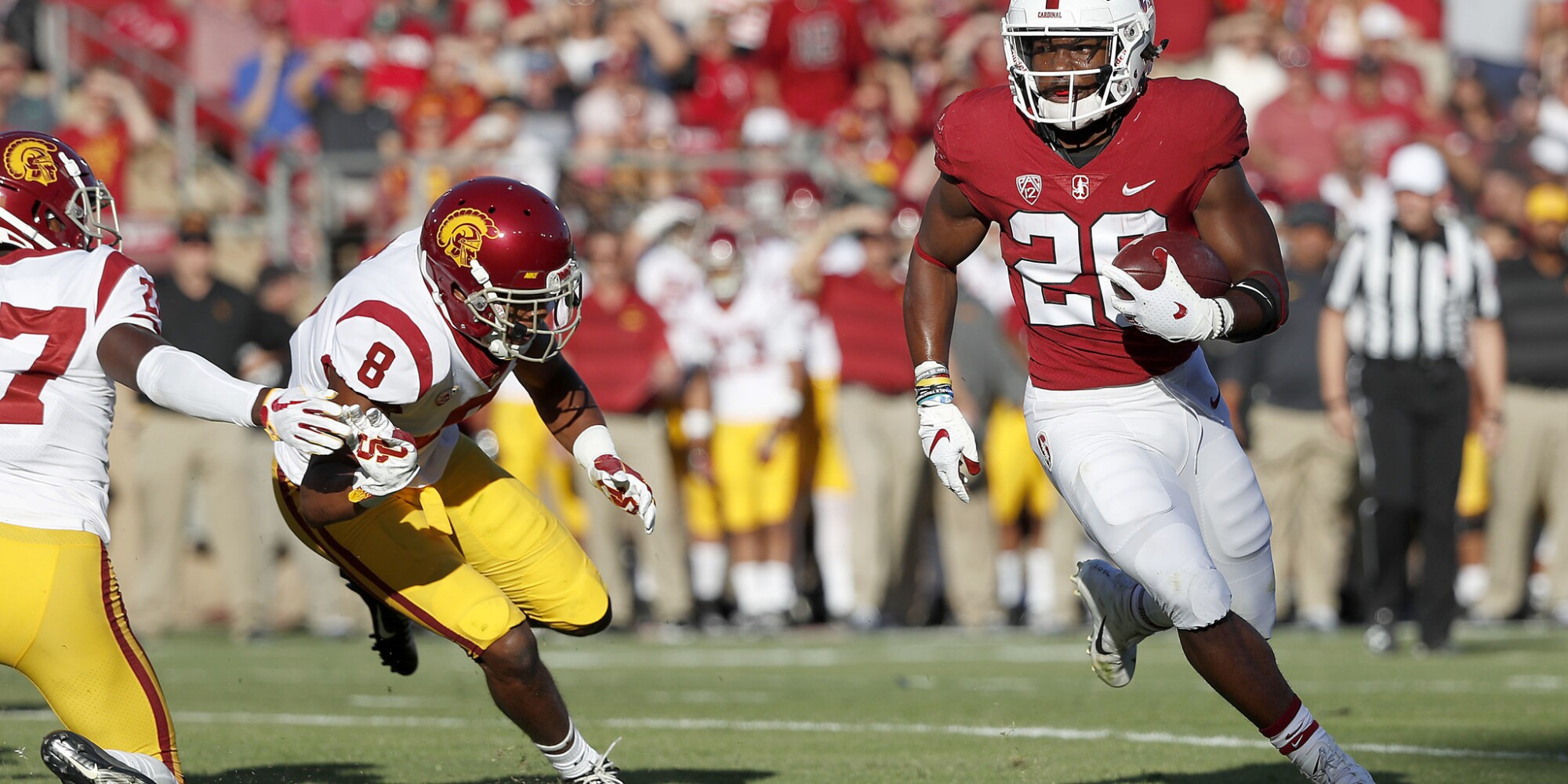 USC vs. Stanford: Live updates