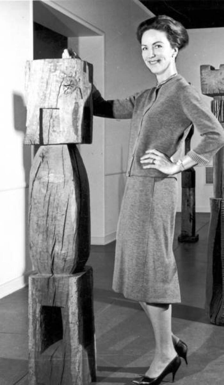Eudorah Moore dies at 94; early ambassador for California design