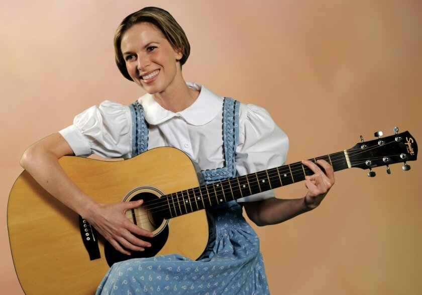 """How do you play an icon like Maria? Allison Spratt Pearce gets in tune with """"The Sound of Music"""" at San Diego Musical Theatre."""