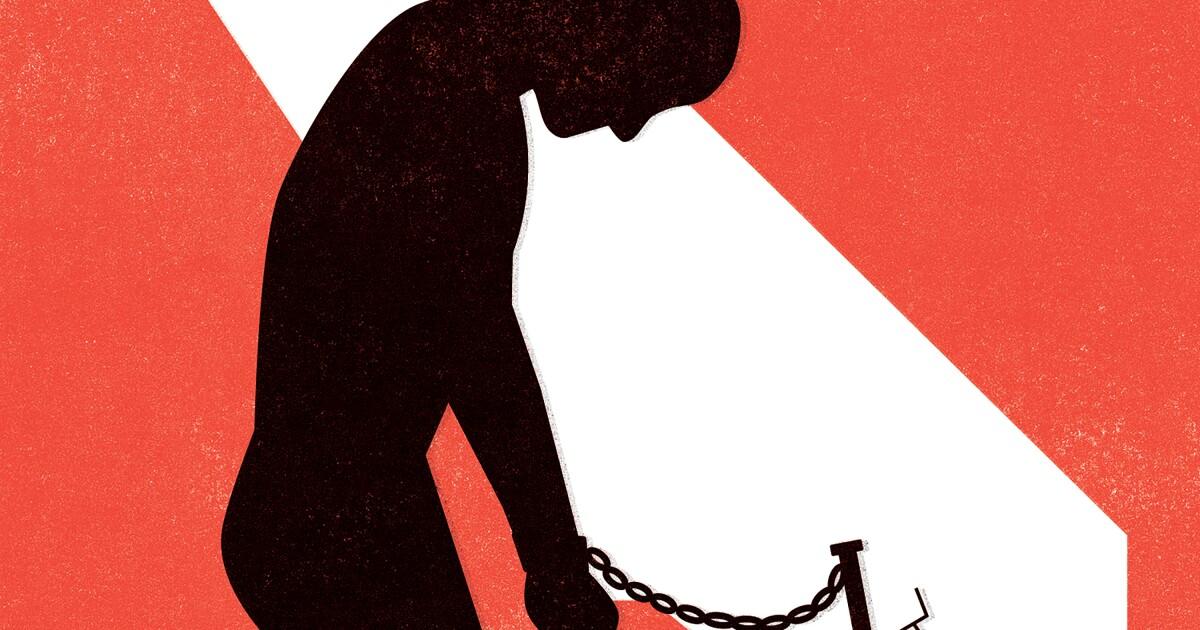 Op-Ed: California ' s vergessen Sklave Geschichte