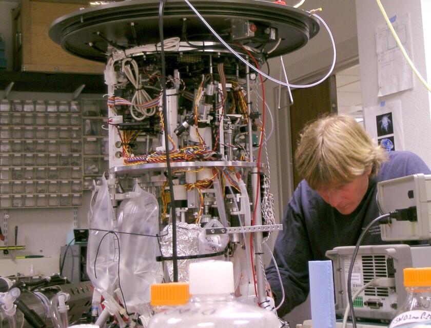 Second generation ESP in lab