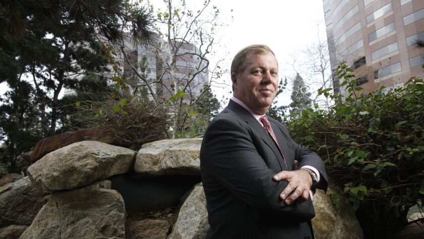 Kyriba Chief Executive Jean-Luc Robert in a file photo. The company said Wednesday it is finalizing a deal to get a $160 million influx of capital, which values the company at $1.2 billion.