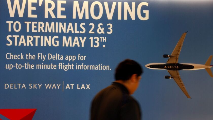 Flier beware: 5 things to know before you head to LAX this weekend (and Monday and Tuesday too)