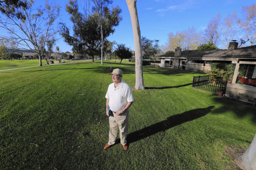 San Juan Capistrano resident John Perry spearheaded the lawsuit against San Juan Capistrano, challenging the city over its tiered water rate structure.