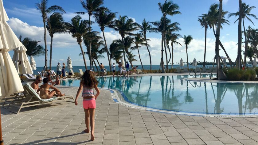 ONE TIME USE - Amara Cay Resort in Islamorada reopened after a property-wide overhaul that transform