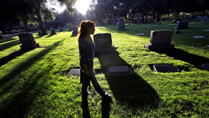Water conservation at L.A. County cemeteries