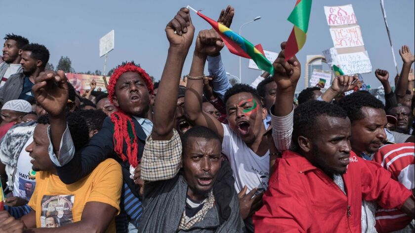 ETHIOPIA-POLITICS-UNREST