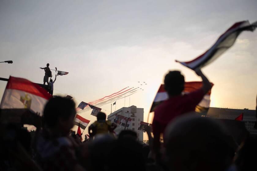 Egypt military cracks down on Muslim Brotherhood