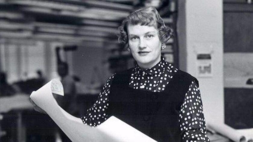 Marilyn Jorgenson Reece.