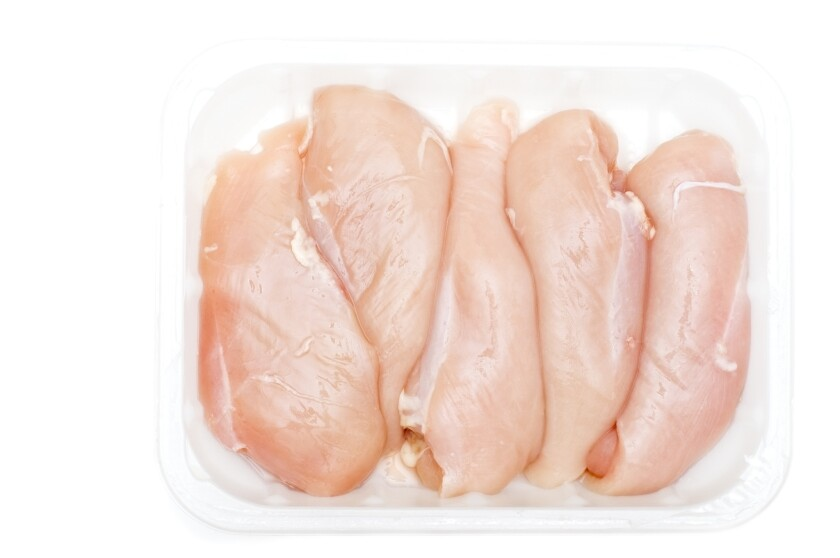 A drug resistant salmonella has been found in raw chicken in 29 states in the US.