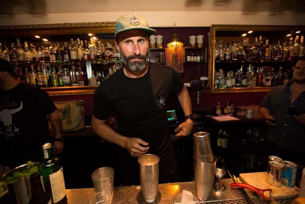 Bartender's Challenge